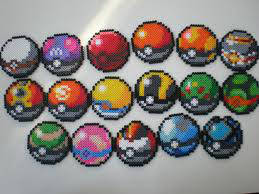 8bit Pokeball Stickers by PvtFinkleMatter  Redbubble