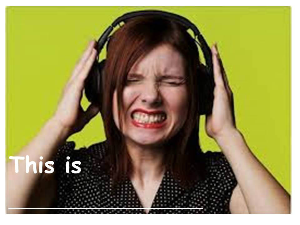 listening to loud music Is loud music ruining your hearing 'but listening to loud music over a long time will gradually weaken the structures in the ear.