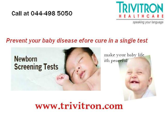 newborn screening program