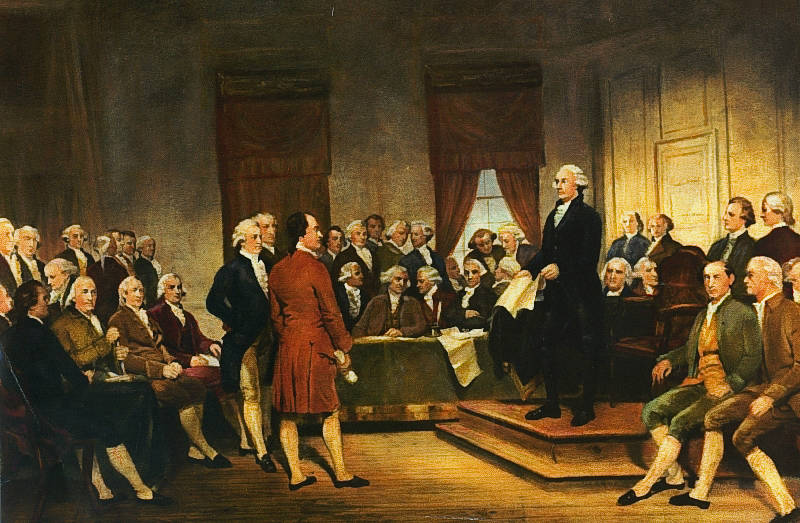 the 1787 constitutional convention and the life of john lansing jr
